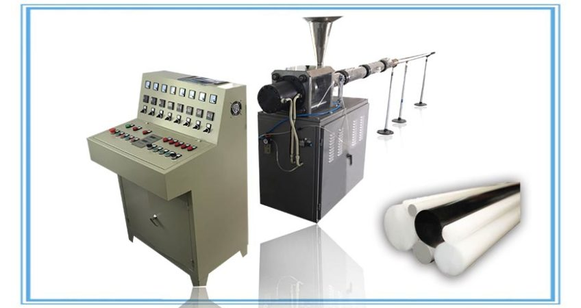UHMWPE rod Machine