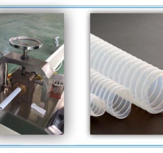 PTFE Corrugated Tube/Pipe Machine