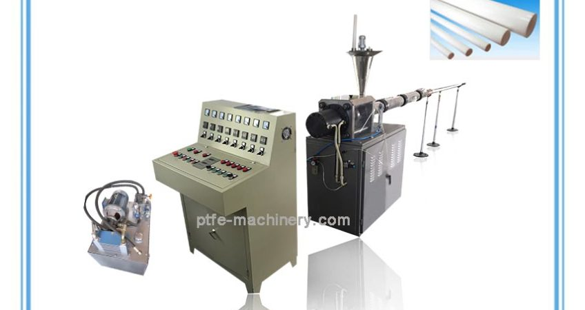 Rod Extrusion Machine