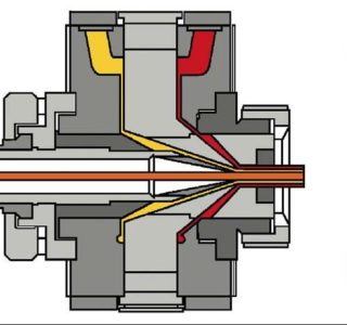 Crosshead Extrusion
